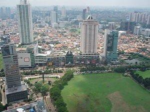 Mall Ambassador Jakarta Foto-Quelle: Google Eart by  manurung_andosan