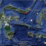 Erdbeben 5,8 auf Sulawesi
