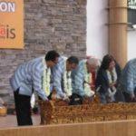 Indonesien eröffnet Pavillon auf der Expo