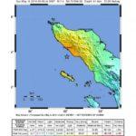 Schweres Erdbeben vor Aceh, Tsunami Warnung wurde ausgegeben