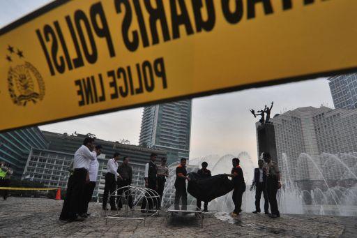 Tatortfoto Foto-Quelle: Jakarta Post