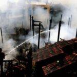 Immer wieder Grossbrände in Indonesien