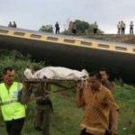 6 Tote bei Zugunglück