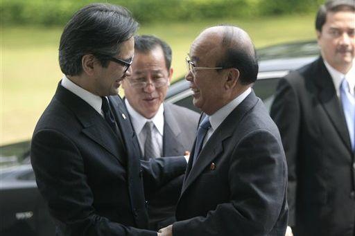Nordkoreanische Aussenminster zu Besuch in Indonesien Foto-Quelle: Jakarta Post