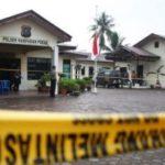 3 Tote bei Überfall auf Polizeistation in Nord Sumatra