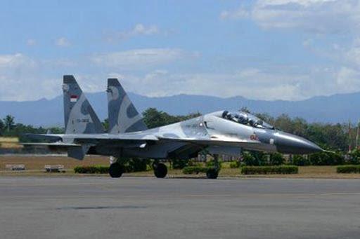 Sukhoi Su-30MK2 Foto-Quelle: Jakarta Post