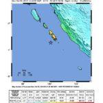 Schweres Erdbeben in West Sumatra 7,5 Tsunami Warnung ausgesprochen