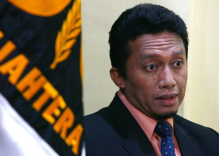 REUTERS Sorgte für protokollarische Misstöne beim Obama-Besuch: Minister Tifatul Sembiring Fotoquelle: spiegel.de
