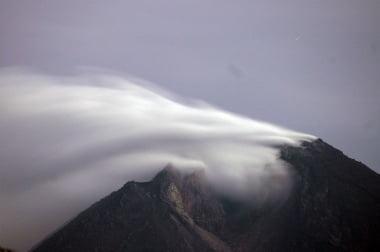 Mt. Merapi Fotoquelle: Jakarta Post