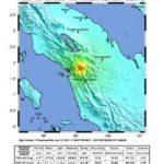 Erdbeben Stärke 5.6 in Nord Sumatra