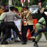 Sicherheitsübung in Aceh