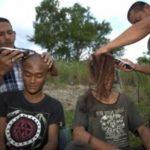 Menschenrechtsverletzung in Indonesien