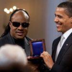 Stevie Wonder kommt nach Jakarta