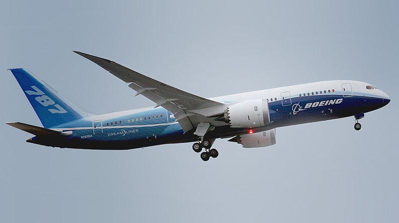 Boeing 787 Dreamliner Foto: Dave Sizer