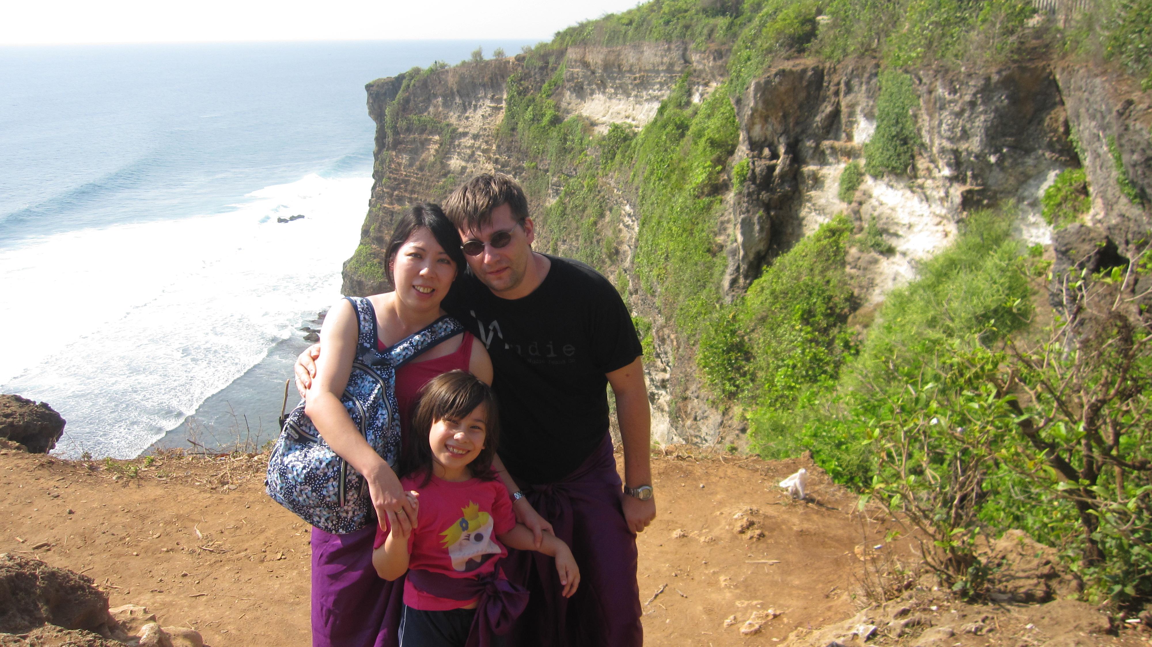 Eines der wohl schönsten Landschaften auf Bali