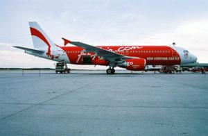 A320 der AirAsia Foto: Johnleemk