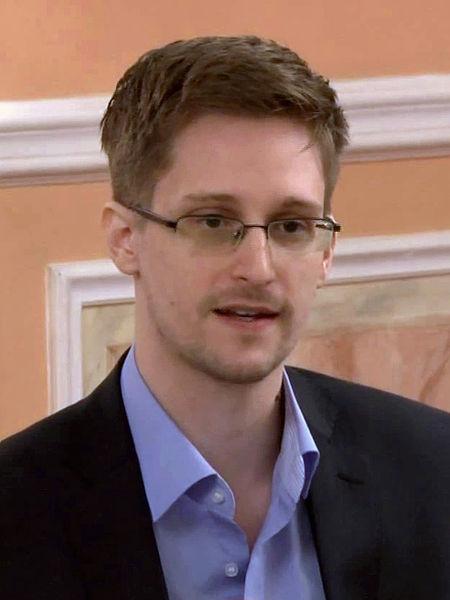 Edward Snowden Foto: wikipedia