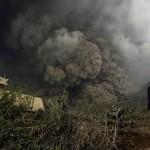 Vulkan Sinabung fordert 15 Todesopfer