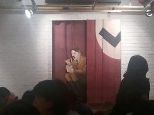 Essen bei Adolf Hittler im Bunker