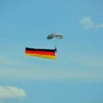 Gold für Deutschland bei der Fallschirmspringweltmeisterschaft