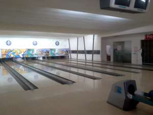 Bowling Center im Mall WTC Serpong