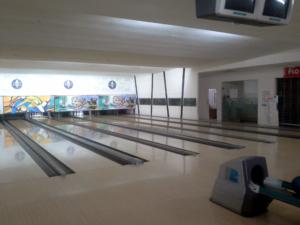 Bowling Center im Mall WTC Serpong