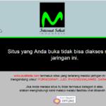 Indonesien sperrt Broker Webseiten