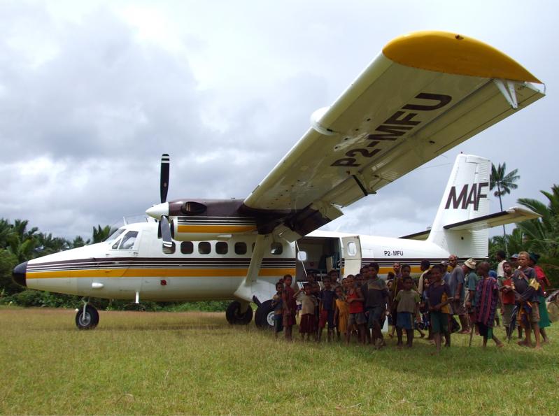 DHC-6 Twin Otter Foto: Smythec / Wikipedia