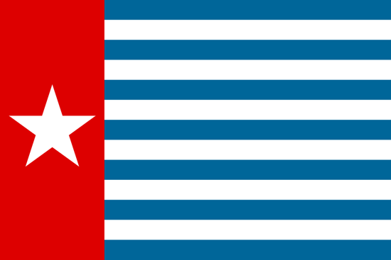 """Morning Star flag"" von Pumbaa80 / Wikipedia"