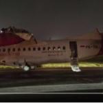Flugzeugunglück in Jakarta