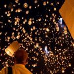 Große Ballons gefährden Flugzeuge