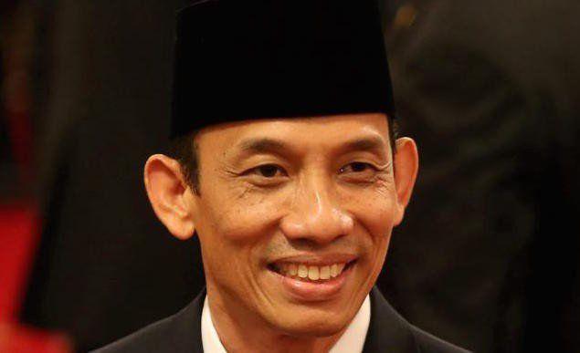 Ex Minister für Energie und Bodenschätzen Arcandra Taha / Screenshot: Jakarta Post