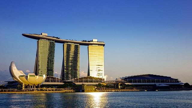 Terroranschlag auf Singapur verhindert. Marina-Bay-Sands-Hotel sollte von Rakete getroffen werden.