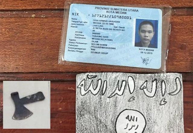 Terroranschlag auf Kirche / Screenshot Jakarta Post