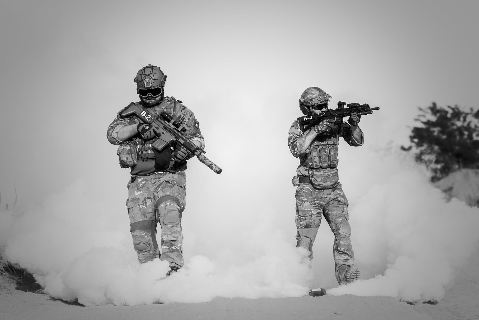Deutsche Waffen für philippinische Verhältnisse