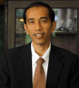 Indonesischer President Joko Widodo / Foto: Wikipedia / Yanuar