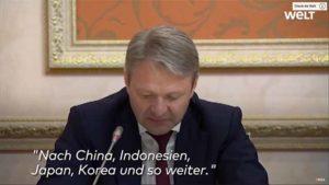 Russischer Minister will Schweinefleisch nach Indonesien exportieren