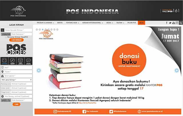 Bitte versenden sie nicht nach Kanada / Screenshot: posindonesia.co.id