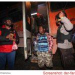 Papua 344 Geiseln befreit