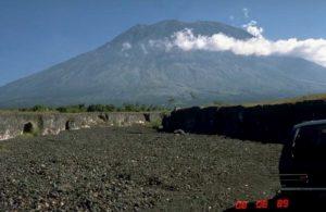 Mount Agung verstärkt Aktivität / Foto: Wikipedia