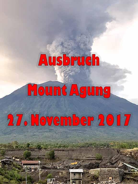Agung auf Bali erneut ausgebrochen / Screenshot: Wikipedia